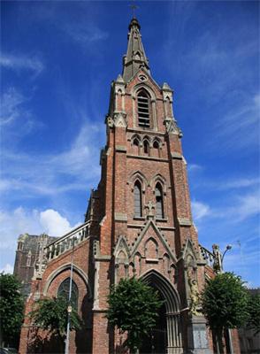 église de Fresnes-sur-Escaut